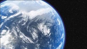 Läpileikkaus maapallosta