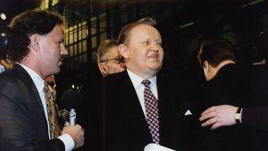 Presidentti Ahtisaari, otaksun