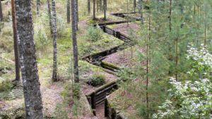 Suomen tie jatkosotaan