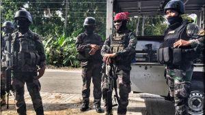 Ulkolinja: Filippiinien julma huumesota