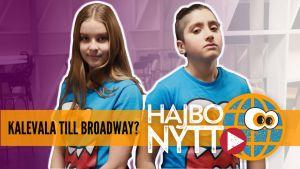 Kalevala kan bli musikal på Broadway och finska 15-åringar ska få köra bil
