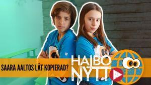 Norges Eurovisionslåt kan ha härmat Saara Aalto och jordens gröna yta växer