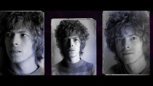 David Bowien ensimmäiset vuodet