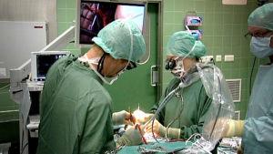 Kaulavaltimoleikkaus
