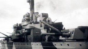 Panssarilaiva Ilmarisen nousu ja tuho