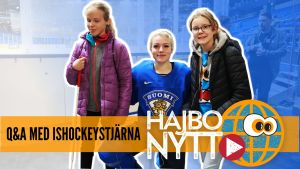 Q&A med ishockeystjärna då damernas ishockey-VM börjar