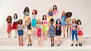 Tiny Shoulders: Barbie 60 vuotta