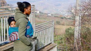 Ulkolinja: Orjana Italiassa