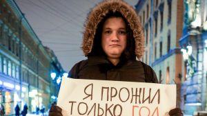 Ulkolinja: Kreml vs. nuoriso