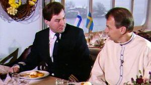 Gourmet-ruokaa laivalla