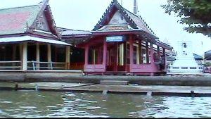 Taidetta Thaimaasta