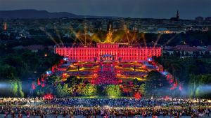 Kesäkonsertti Schönbrunnista