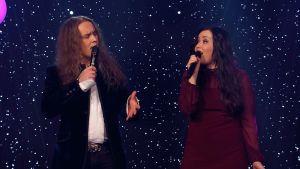 Diandra & Jarkko Ahola: Love Hurts