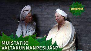 Tuijan Saunapäivä: Muistatko valtakunnanpesijän?