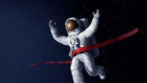 Astronautti: Maailman kovin ammatti