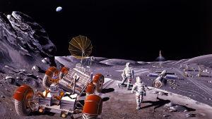 Uuden ajan Kuustudio selvittää: Mikä Kuussa kiinnostaa yhä edelleen?