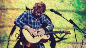 Yle Live: Ed Sheeran Wembley-stadionilla