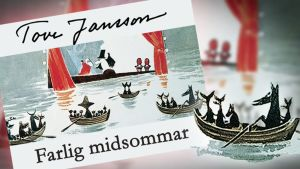 Tove Jansson läser: Farlig midsommar: Kapitel 2 - Om hur man dyker efter frukost