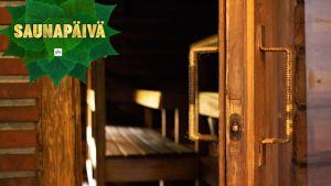 Auringonnousun sauna