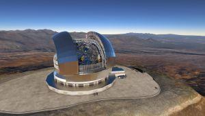 Uusi megateleskooppi tuo uuden ajan tähtitieteeseen: eksoplaneettoja ja tähtiä kaukaisista galakseista