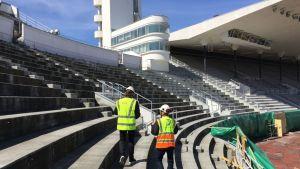 Taka-Töölö – Sairaaloita, urheiluareenoja ja merkittäviä nähtävyyksiä
