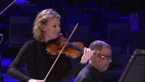 Johann Sebastian Bachin partita nro 2 d-molli