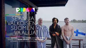Sean ja valkoisen Suomen vaalijat