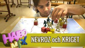 Nevroz och kriget