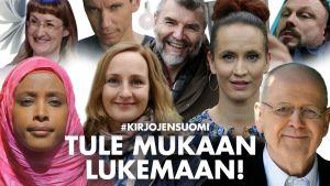 Kirjojen Suomi: Kummit