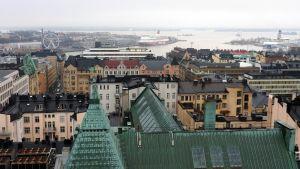 Kaartinkaupunki – Olemattoman museon, rakastetun Mantan ja hulppean palotornin kaupunginosa