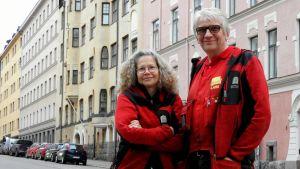 Ullanlinna – Perinteikäs kivitalokaupunginosa, josta Andy lähti, mutta lapsiperheet palasivat