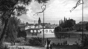 Verkkoteorian mukaan olemme yhteydessä toisiimme 6 ihmisen kautta - teoria sai alkunsa Königsbergin siltaongelmasta