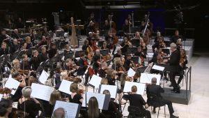 RSO-festivaali: Magnus Lindbergin Aura