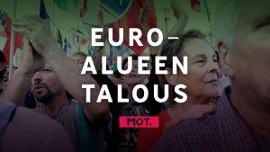 Euro repeää etelästä