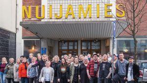 Nuijamies lyser upp Villmanstrand