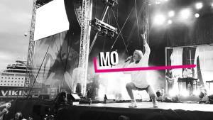 RUISROCK 2019: MØ-yhtyeen taianomainen keikka