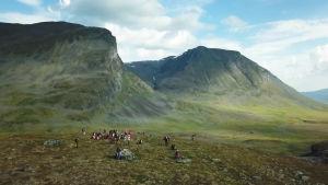 Norja ilmasta nähtynä