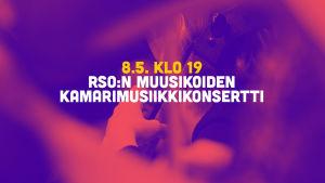 RSO:n muusikoiden kamarimusiikkikonsertti