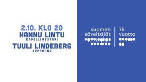Suomen Säveltäjät 75 vuotta -juhlakonsertti