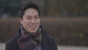 Haastattelussa Kyeong Ham