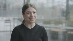 Haastattelussa Dalia Stasevska