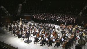 RSO-festivaali: Magnus Lindberg: Triumf att finnas till