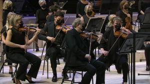 """Schubertin sinfonia nro 8 """"Keskeneräinen"""""""