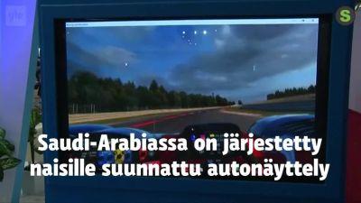 Uutisvideot  Naiset pääsevät rattiin Saudi-Arabiassa 4d2d0ddddf