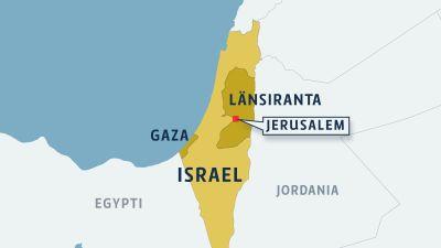 Gazan Kaista Yle Fi