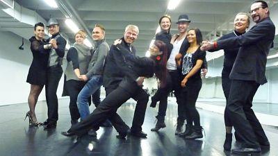 Joka on vuodelta Tanssii tähtien kanssa 2012