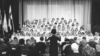 Tiirismaan uuden koulun vihkiäiset 3.11.1965 4c2fb0af22