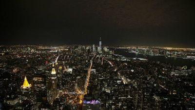NY kaupunki ottelu tekee