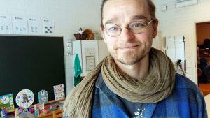 Lastentarhanopettaja Ressu Petäinen, Päiväkoti Suvi, Helsinki