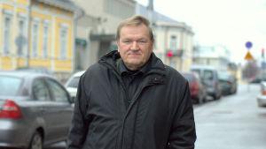 Heimo Hokkanen, Vasa fullmäktige